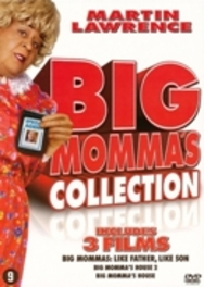 Big momma's house 1-3, (DVD) BILINGUAL // W/ MARTIN LAWRENCE MOVIE, DVDNL