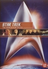 Star trek 3 - Search for Spock, (DVD) BILINGUAL // *THE SEARCH FOR SPOCK* MOVIE, DVDNL