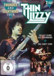 Thin Lizzy - Thunder And Lightning Tour