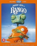 Rango, (Blu-Ray)