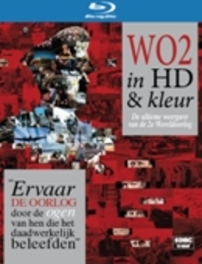 WO2 In HD & Kleur -  Complete Collectie (Blu-ray)
