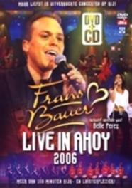 Frans Bauer - Live In Ahoy 2006 + cd