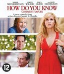 How do you know, (Blu-Ray)