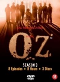 Oz - Seizoen 3 (3DVD)