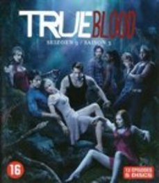 True blood - Seizoen 3, (Blu-Ray) BILINGUAL TV SERIES, BLURAY