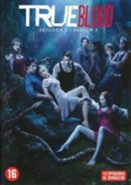True blood - Seizoen 3, (DVD) PAL/REGION 2-BILINGUAL // W/ ANNA PAQUIN Ball, Alan, DVD