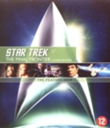 Star trek 5 - Final frontier, (Blu-Ray) BILINGUAL // *THE FINAL FRONTIER* MOVIE, Blu-Ray