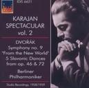 SPECTACULAR VOL.2 1958-19 WORKS BY DVORAK...
