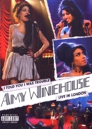 Amy Winehouse - I Told You I Was Trouble / Live In London (DVD)