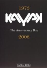 Kayak - The Anniversary Box 1973 - 2008 (Ntsc)