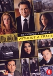 Without A Trace Seizoen 4 (3DVD)