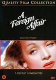 Foreign affair, (DVD)