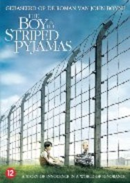 Boy in the striped pyjamas, (DVD) .. PYJAMAS /BY: MARK HERMAN /CAST: ASA BUTTERFIELD MOVIE, DVD