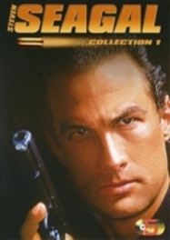 Steven Seagal collection 1, (DVD) PAL/REGION 2-BILINGUAL // 5 MOVIES MOVIE, DVD