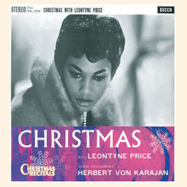 CHRISTMAS WITH WIENER PHILHARMONIKER/HERBERT VON KARAJAN Audio CD, LEONTYNE PRICE, CD