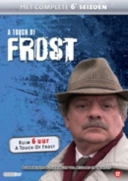Touch of Frost - Seizoen 6 (4DVD)