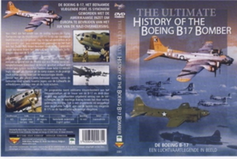 Ultimate History Of The Boeing B17 Bomber