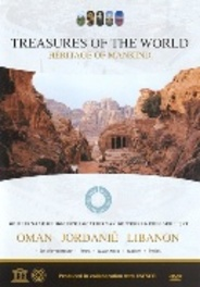 Werelderfgoedlijst Unesco's Azië - Oman, Jordanië & Libanon