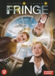 Fringe - Seizoen 3, (DVD) BILINGUAL /CAST: ANNA TORV, JOHN NOBLE TV SERIES, DVDNL