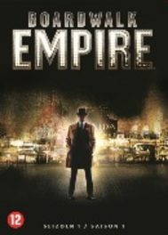 Boardwalk empire - Seizoen 1, (DVD) BILINGUAL // W/STEVE BUSCEMI // BY MARTIN SCORSESE TV SERIES, DVDNL
