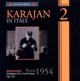IN ITALY VOL.2:ROME 1954 TERESA STICH-RANDALL/HILDE ROSSEL-MAJDAN HERBERT VON KARAKAN, CD