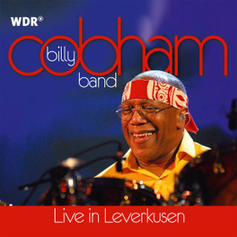 LIVE IN LEVERKUSEN BILLY COBHAM, CD