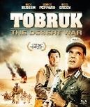 Tobruk, (Blu-Ray)