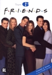 Friends - Seizoen 6, (DVD) PAL/REGION 2 TV SERIES, DVDNL