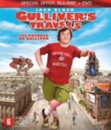 Gulliver's Travels (Blu-ray+DVD)