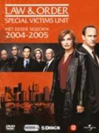 Law & Order: Special Victims Unit - Seizoen 6