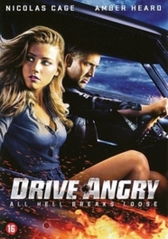 Drive Angry 3D (DVD) (S.E. metalcase)