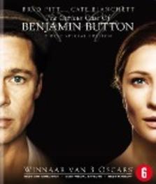 Curious case of Benjamin Button, (Blu-Ray) .. BENJAMIN BUTTON/W:BRAD PITT & CATE BLANCHETT MOVIE, Blu-Ray