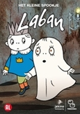 Kleine spookje Laban, (DVD)