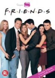 Friends - Seizoen 8, (DVD) CAST: JENNIFER ANISTON, COURTENEY COX TV SERIES, DVDNL