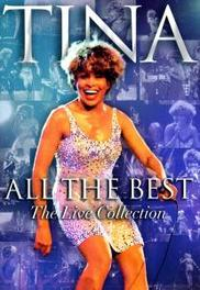ALL THE BEST, THE LIVE COLLECT - Keine Info -, TINA TURNER, DVDNL