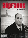 Sopranos - Seizoen 6 deel 2, (DVD) PAL/REGION 2 // EPISODES 13-24 OF SEASON 6
