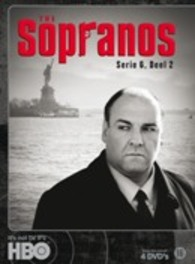 Sopranos - Seizoen 6 deel 2, (DVD) CAST: JAMES GANDOLFINI, EDIE FALCO, MICHAEL IMPERIOLI TV SERIES, DVDNL