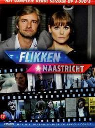 Flikken Maastricht - seizoen 3 (3DVD)