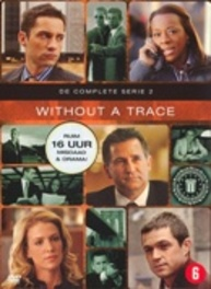Without A Trace Seizoen 2 (4DVD)