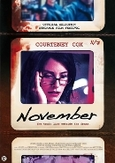 November, (DVD)