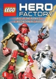 DVD LEGO Hero Factory