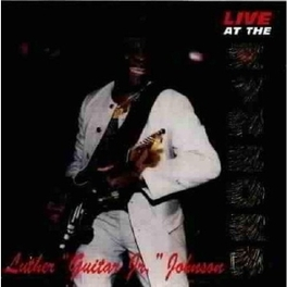 LIVE AT THE RYNBORN 1995 RELEASE ONLY AVAILABLE AT HIS CONCERTS Audio CD, JOHNSON, LUTHER-GUITAR JR, CD