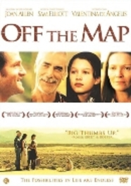 Off the map, (DVD) PAL/REGION 2 // W/JOAN ELLEN , SAM ELLIOT MOVIE, DVDNL