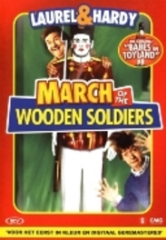 Laurel & Hardy - March Of The Wooden Soldiers