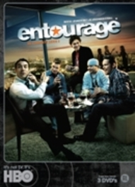 Entourage - Seizoen 2 , (DVD) PAL/REGION 2 (DVD), TV SERIES, DVDNL