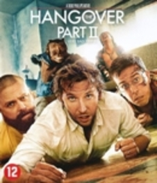 Hangover 2, (Blu-Ray) W/BRADLEY COOPER, ZACH GALIFIANAKIS AND ED HELMS MOVIE, Blu-Ray
