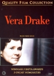 Vera Drake, (DVD) PAL/REGION 2 *QUALITY FILM COLLECTION* (DVD), W, DVDNL