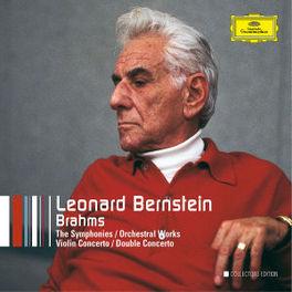 COMPLETE SYMPHONIES WIENER PHILHARMONIKER/LEONARD BERNSTEIN Audio CD, J. BRAHMS, CD