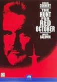 Hunt for red october, (DVD)