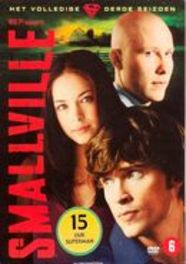 Smallville - Seizoen 3 , (DVD) CAST: TOM WELLING/MICHAEL ROSENBAUM (DVD), TV SERIES, DVDNL